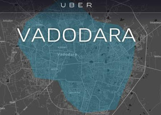 Uber Vadodara is 19th City in Uber India Expansion Plan