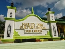 Masjid Sultan Lingga :