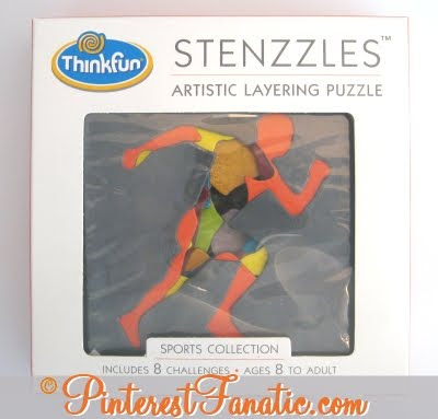 Stenzzles Sports Collection, Thinkfun, Puzzles, Games, Toys, Puzzle