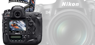 Nikon D4 Video