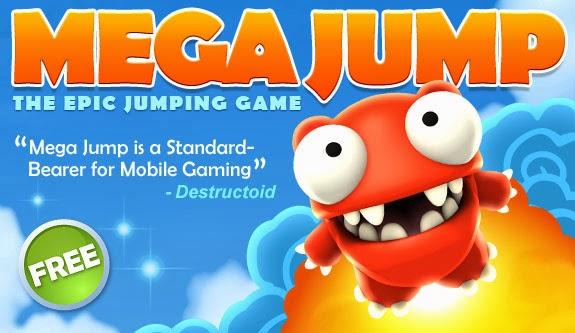 Primeras imágenes de Mega Jump 2, el juego llegará la próxima semana