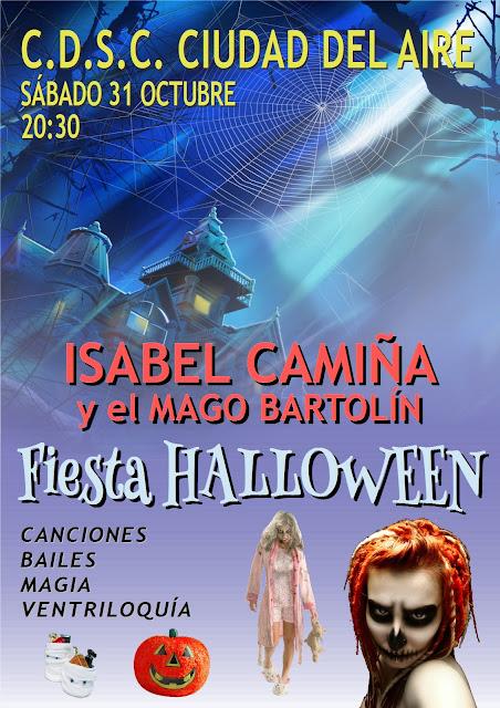Fiesta Halloween en Utrera