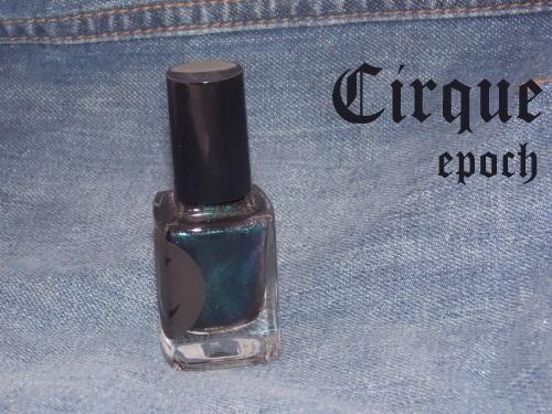 vernis cirque epoch blog beauté psychosexy