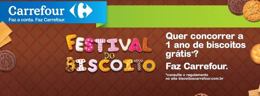 """""""FESTIVAL DO BISCOITO"""" - Carrefour"""