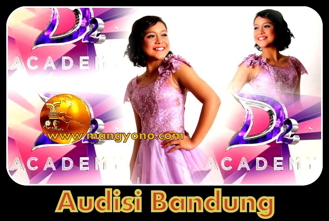 Audisi D'Academy 2 - Kota Bandung 5 Feb 2015