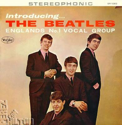 Album Introducing... The Beatles dirilis di Amerika pada tahun 1964, tetapi karena berbagai persoalan hukum, album tersebut baru bisa dirilis....