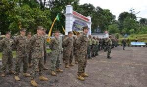 World Class Navy, Marinir Gelar Latihan Bersama dan Turut Operasi Perdamaian
