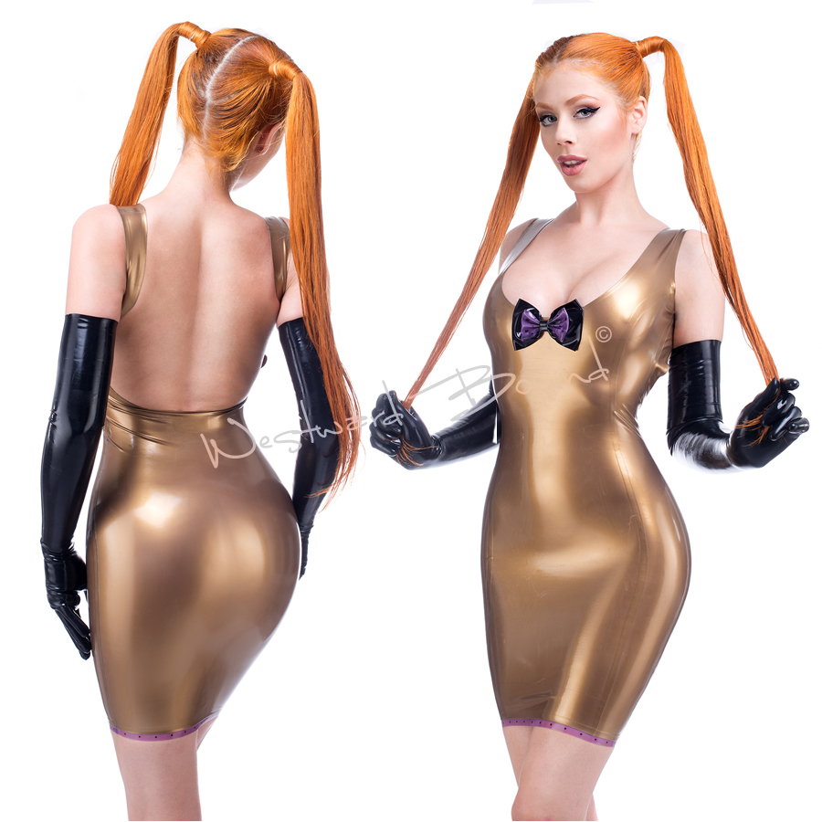 Where can i find latex dresses online