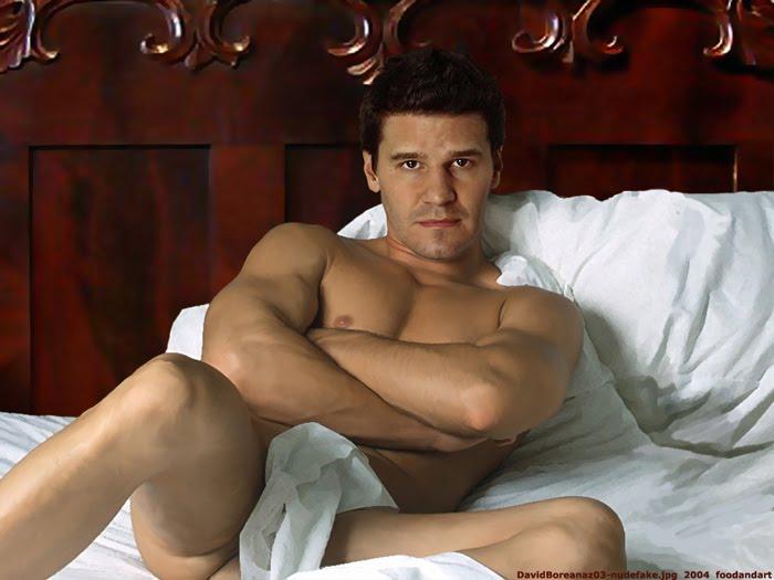 Free david boreanaz nude pics