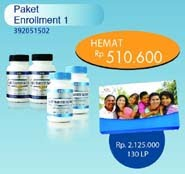 Paket Enrollment 1