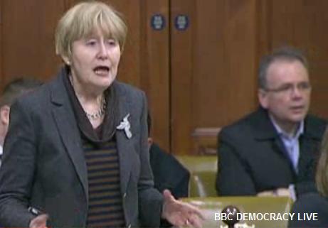 Labour MP Madeline Moon led a Westminster Hall debate on the introduction of local television stations.