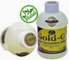 Cara Pemesanan Jelly Gamat Gold-g