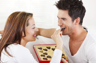 Good Health: An Even Better Reason to Give Chocolate for Valentine's Day