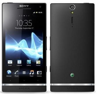 Sony Xperia s Price in India, LCD touch screen Phone Review, features