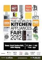 The World's Kitchen Appliances FAIR