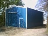 Industrial Steel Buildings