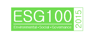 2015 List of ESG100 Companies