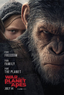 War for the Planet of the Apes 2017 ORG Dual Audio Hindi Bluray 200Mb hevc