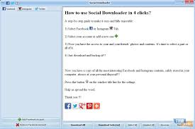 Social Download