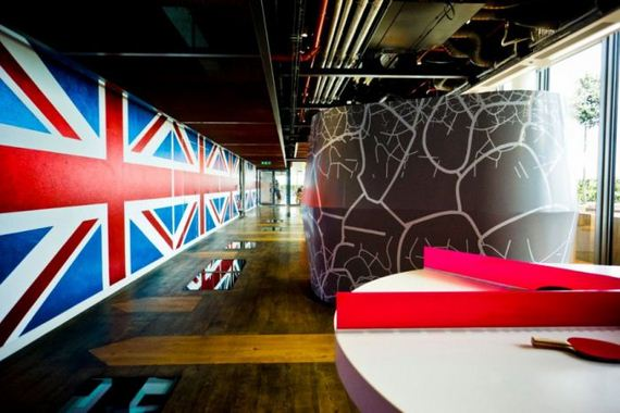 Google Office London Photos