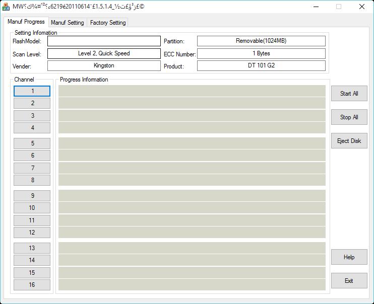 Ameco MW6219 flashboot firmware tools - Flash Drive Repair