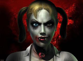 Gothic Vampire Dark Wallpaper
