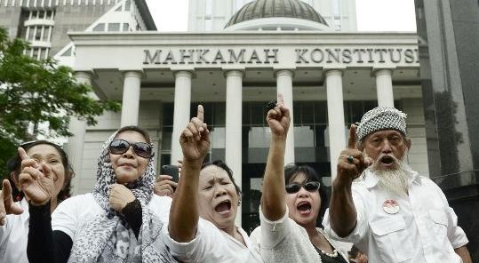 Hasil Putusan Gugatan Pilpres MK Hari Ini, KPU Berada di tangan DKPP