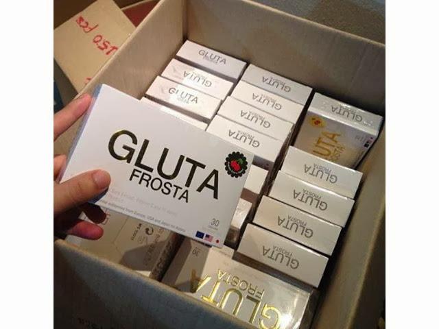 "GLUTA FROSTA popular dikalangan artis2 di thailand Rumusan khas bagi yg ingin kulit yg cantik, bersih, cerah tanpa noda Gluta Frosta 30 Capsules Secret Recipe for Natural Clear White L-glutathione  PROMOTION PRICE: FREE POSLAJU RM110 W/M (S/M) RM120 E/M (S/S) Sms/Whatsapp : 0179187696 (PN. AYA)  Order Now And Transform Into New You! flawless and fairer skin in a week !!  Experiance GLUTAFROSTA Once in a life time THe result is Beyond Your Imagnation!   Glutathione supplement memutihkan dan melicinkan kulit.  Melambatkan proses penuaan.  Melangsingkan badan,  Menyekatakan tona warna kulit menjadikan bersinar dengan aura.  Menghilangkan jerawat dan parut. Mengurangkan kedutan, bintik gelap, freckles, membantu mempercepatkan kulit menjadi berseri yang semula jadi kemerah-merahan.  Supplement yang mudah dan selamat.  Anda tidak perlu menahan sakit dan membazirkan wang anda dgn kaedah suntikan dan pembedahan.  Berapa lama untuk nampak kesan?  Perubahan seawal dalam 2 minggu, perubahan ketara adalah seperti berikut:  * Kulit yang sederhana cerah ""Light-medium brown skin"" : 1 - 3 bulan * Kulit yang tona gelap ""Dark brown skin"": 3 - 6 bulan * Kulit yang amat gelap "" Very dark skin"" : 6 - 12 bulan * Kulit hitam "" Black skin"": Sekurang-kurangnya 18 bulan ke atas"