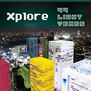 Xplore 44 Light Years