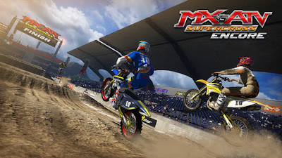 MX vs ATV Supercross Encore Edition-CODEX