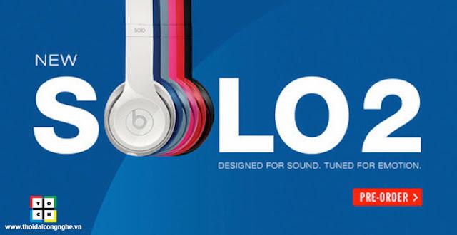 Đôi nét về Beats Solo 2 chính hãng