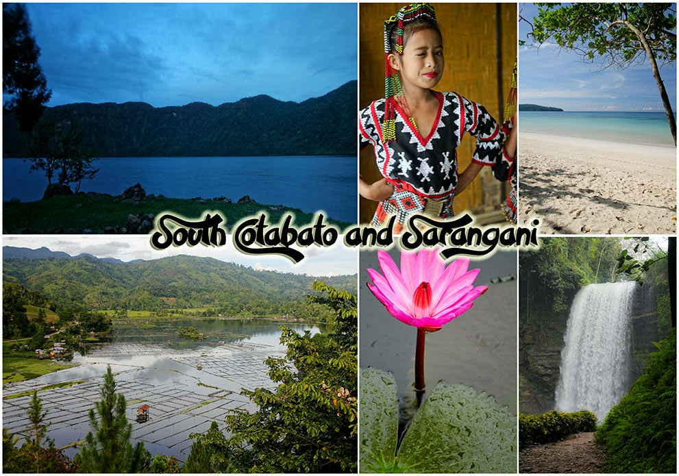 south cotabato sarangani itinerary