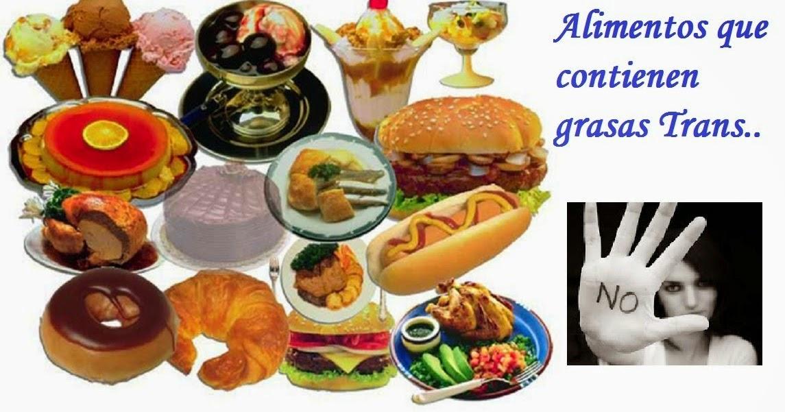 Universo espiritual compartiendo luz dietas sanas sin grasas trans - Alimentos que evitan el cancer ...