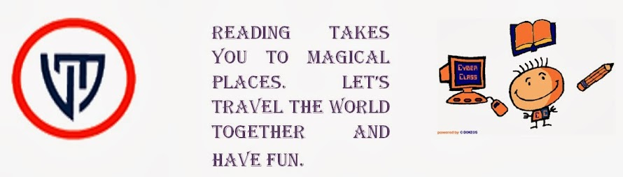 Traveling the world through reading