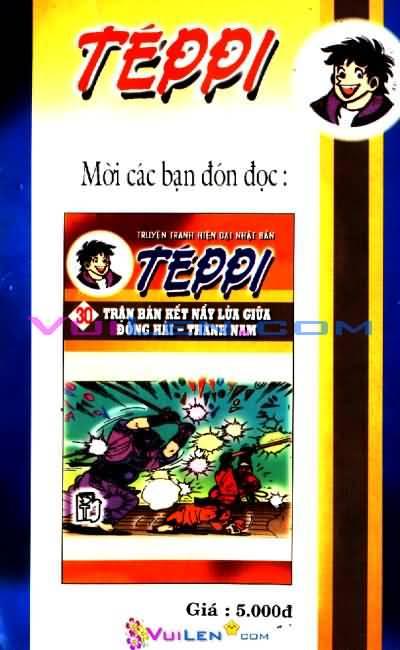 Siêu quậy Teppi chap 29 - Trang 171