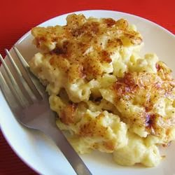 resep macaroni mac and cheese