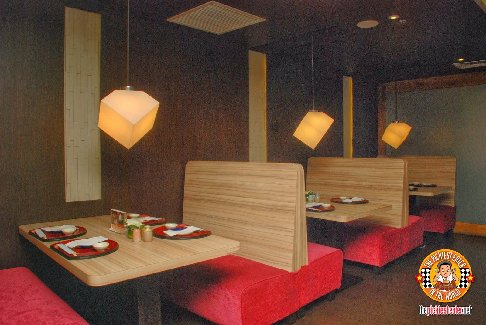 kitsho restaurant interiors