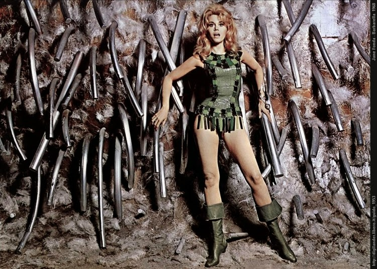 Cinema Day Barbarella