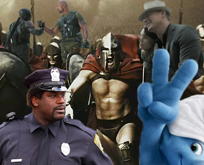 worst movies, worst movie list, 300 rise of an empire, grown ups 2, smurfs 2, side effects, gi joe 2