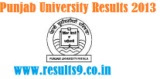 Punjab University M.A Defense Studies IV Semester Results 2013