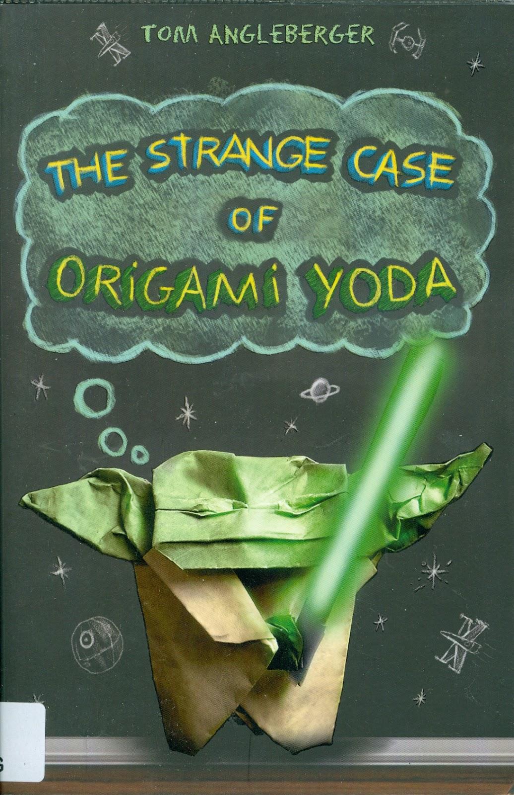 the strange case of origami yoda origami yoda 1 full