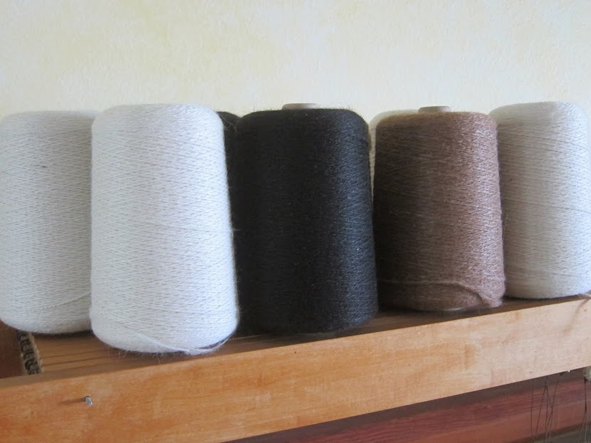 Alpaca for shawls and scarves