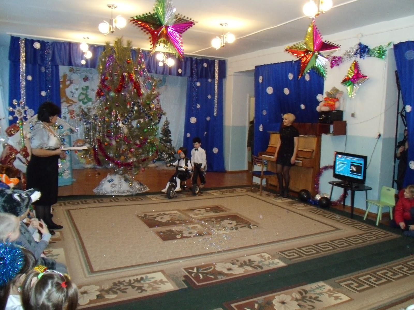 Сценарий циркового представления в детском саду