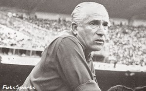 Guillermo Stábile como treinador