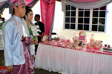CANDY BUFFET - MALAY WEDDING