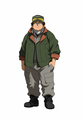 Mobile Suit Gundam: Iron-Blooded Orphans Biscuit Griffon official character design image 00