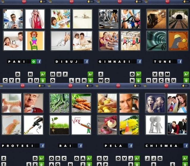 Soluciones juego 4 fotos 1 palabra for Habitacion 4 fotos 1 palabra