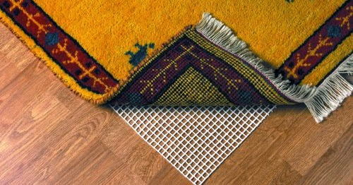 Quot Can You Use A Rug Amp Underlay On Wood Floor With