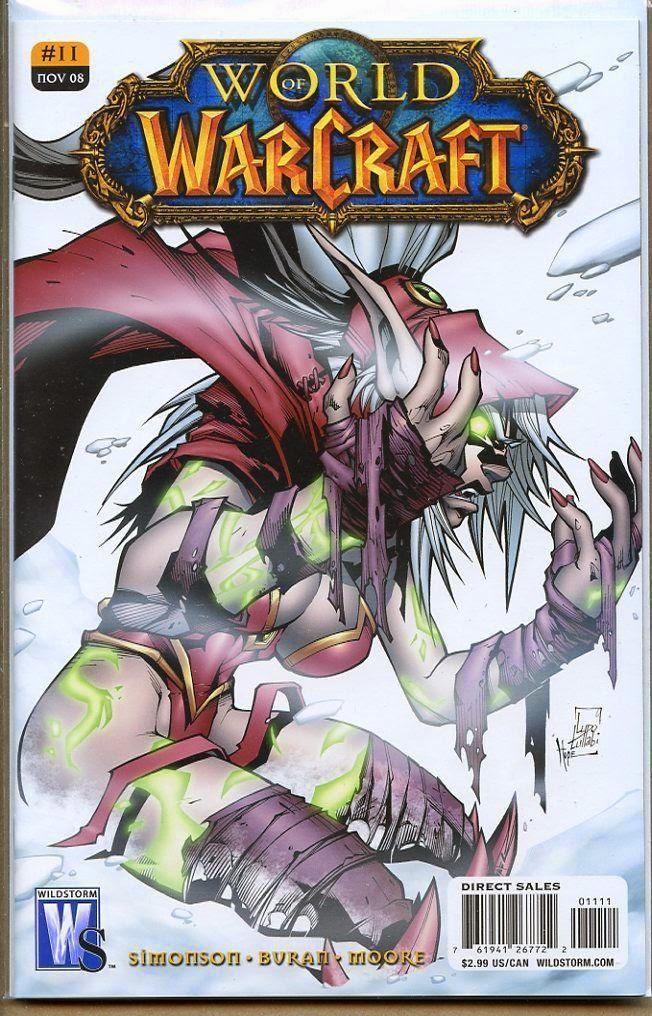 Komiks World of Warcraft