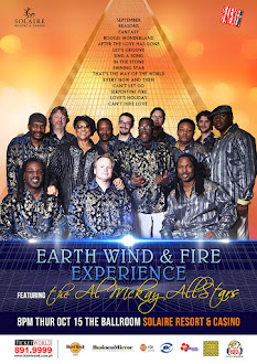 Earth, Wind & Fire Experience Live in Manila